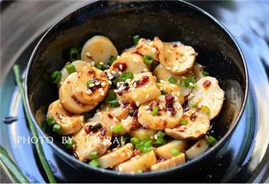 小凉菜制作,夏天吃的小凉菜,夏天凉菜